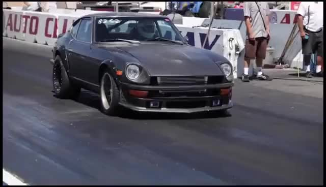 Watch and share 240z Launch GIFs on Gfycat