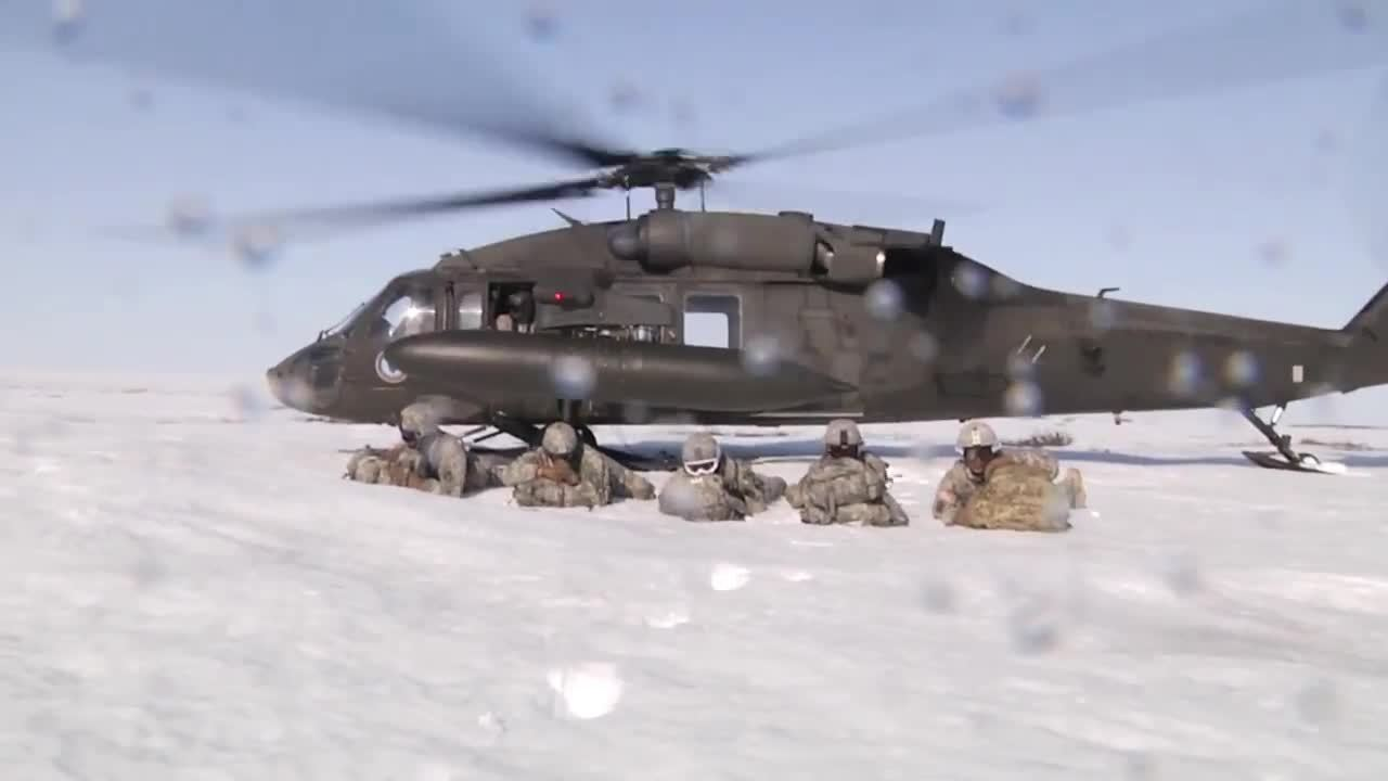 helicopters, Black Hawks RTB after offloading during ex Arctic Pegasus. (reddit) GIFs