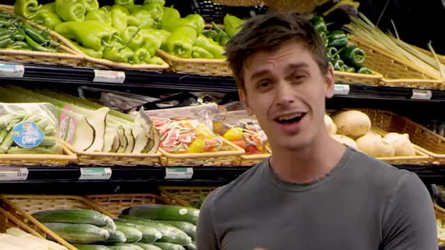 Watch this queer eye GIF on Gfycat. Discover more Grocery, Salad, Tips, cheese, crudite, eat, entertaining, fish, food, grilling, grocery, hallouomi, organic, outside, recipes, salad, salmon, shopping, steak, swordfish, tacos, tips, watermelon GIFs on Gfycat