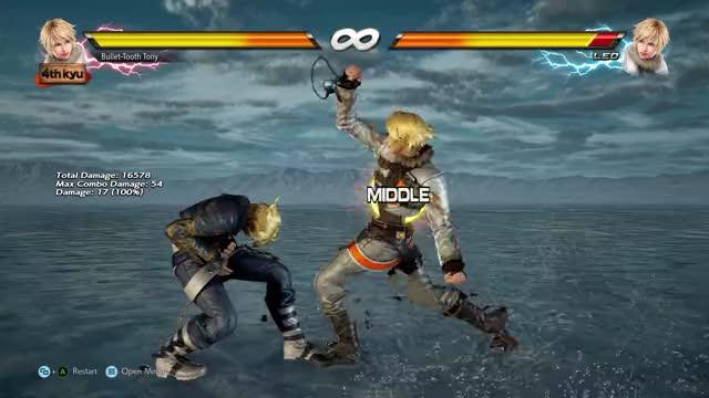Watch Tekken 7 Freeze Bug GIF on Gfycat. Discover more framerate, tekken7 GIFs on Gfycat