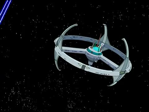 DS9, Deep Space Nine, Futurama, Star Trek, Star Trek Deep Space Nine, Battle of Deep Space 9 GIFs