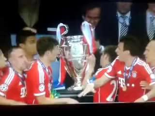 Watch and share Champions GIFs and Bayern GIFs on Gfycat