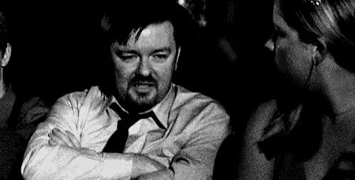Watch fucked GIF on Gfycat. Discover more ricky gervais GIFs on Gfycat