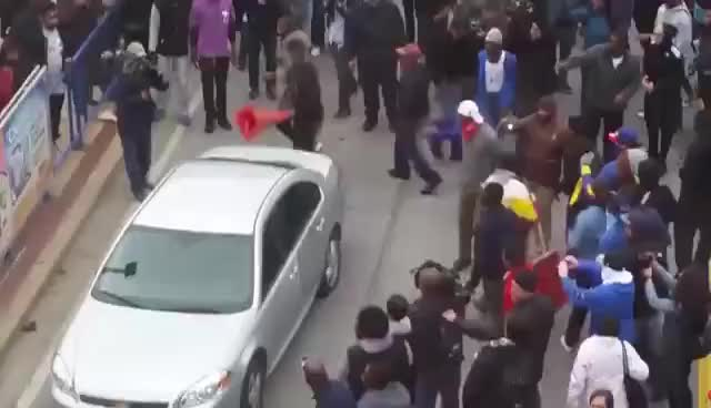 Watch and share Car Breaking GIFs and Protest GIFs on Gfycat