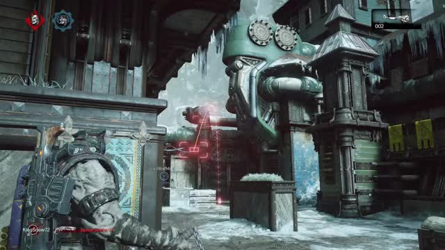 Watch this GIF by Gamer DVR (@xboxdvr) on Gfycat. Discover more GearsofWar4, Russianrocket22, xbox, xbox dvr, xbox one GIFs on Gfycat