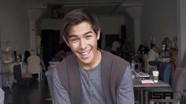 Watch and share Ryan Potter Cute GIFs and Daniel Henney GIFs on Gfycat