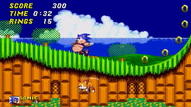 Watch and share Sonic The Hedgehog GIFs and Sonic Rom Hacks GIFs by trevdacook on Gfycat