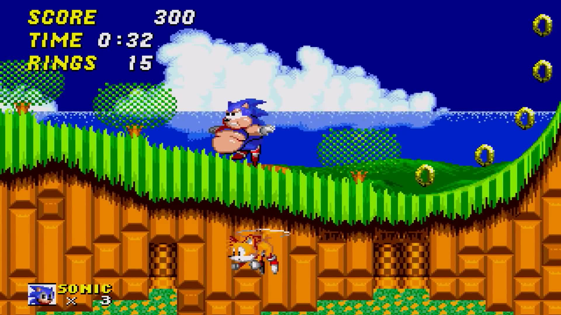 Sonic Hacks ✪ Sonic 2 XL