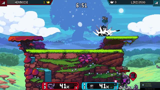 Watch and share Rivals Of Aether 2019-10-25 17-25-01 GIFs by hermoise on Gfycat