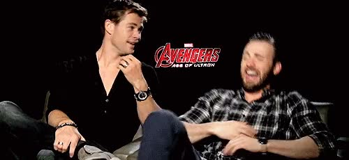 Watch avengers cast GIF on Gfycat. Discover more related GIFs on Gfycat