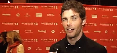 Watch and share James Marsden GIFs and Red Carpet GIFs on Gfycat