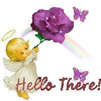 Watch and share Angel & Purple Rose animated stickers on Gfycat