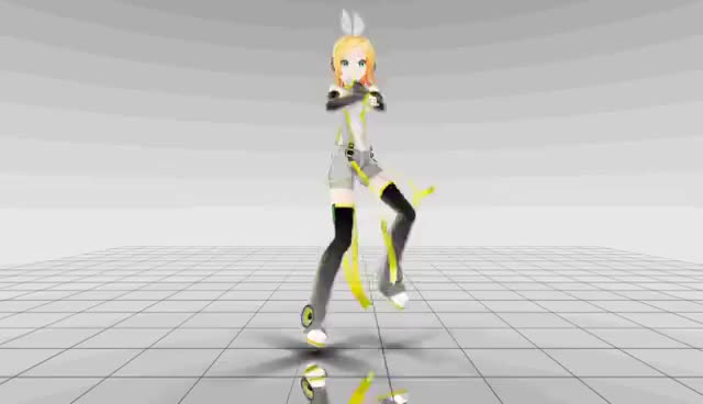 Watch and share Rin Kagamine GIFs and Vocaloid GIFs on Gfycat