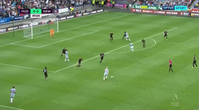 Watch and share Aaron Mooy Goal V Newcastle GIFs by abcnews_australia on Gfycat