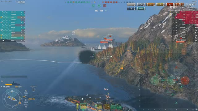Watch World of Warships 2018.11.22 - 00.21.00.04 GIF on Gfycat. Discover more worldofwarships GIFs on Gfycat