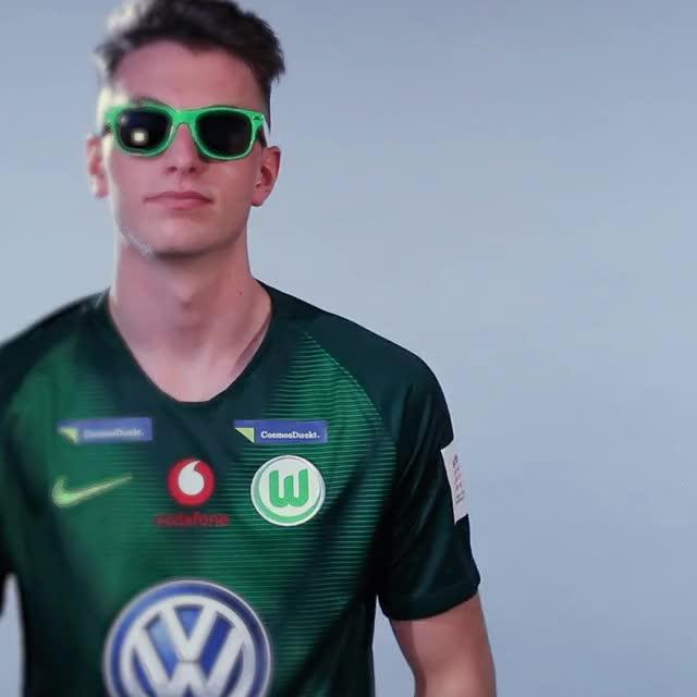 Watch and share TX Sunglas3 1 GIFs by VfL Wolfsburg on Gfycat