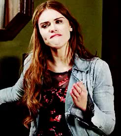 Watch and share Stiles X Lydia GIFs and Lydia Martin GIFs on Gfycat