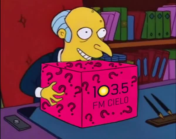 Watch and share Caja-simpsons GIFs by frangia on Gfycat