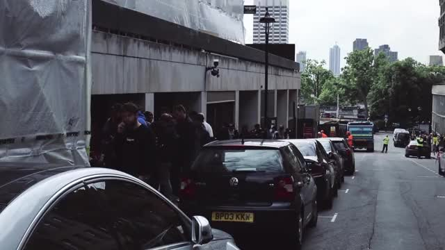 Supreme X Louis Vuitton First Look At The Drop In London Gif Find