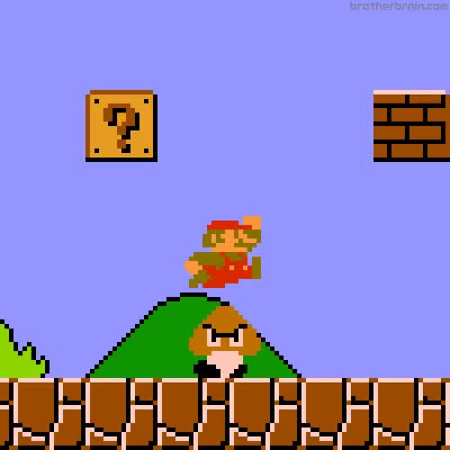 Watch and share Goomba Stomp GIFs on Gfycat