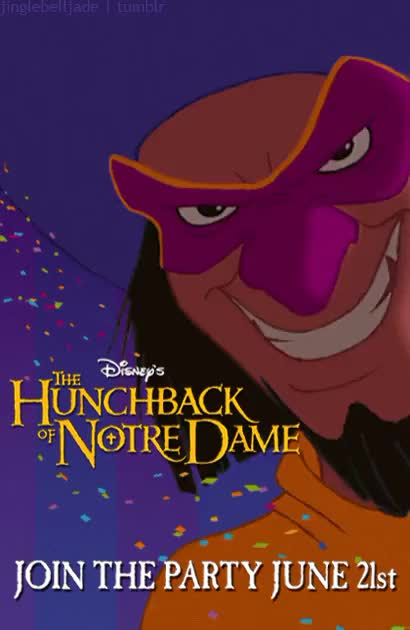 Watch and share Clopin Trouillefou GIFs and Hugs And Kisses GIFs on Gfycat
