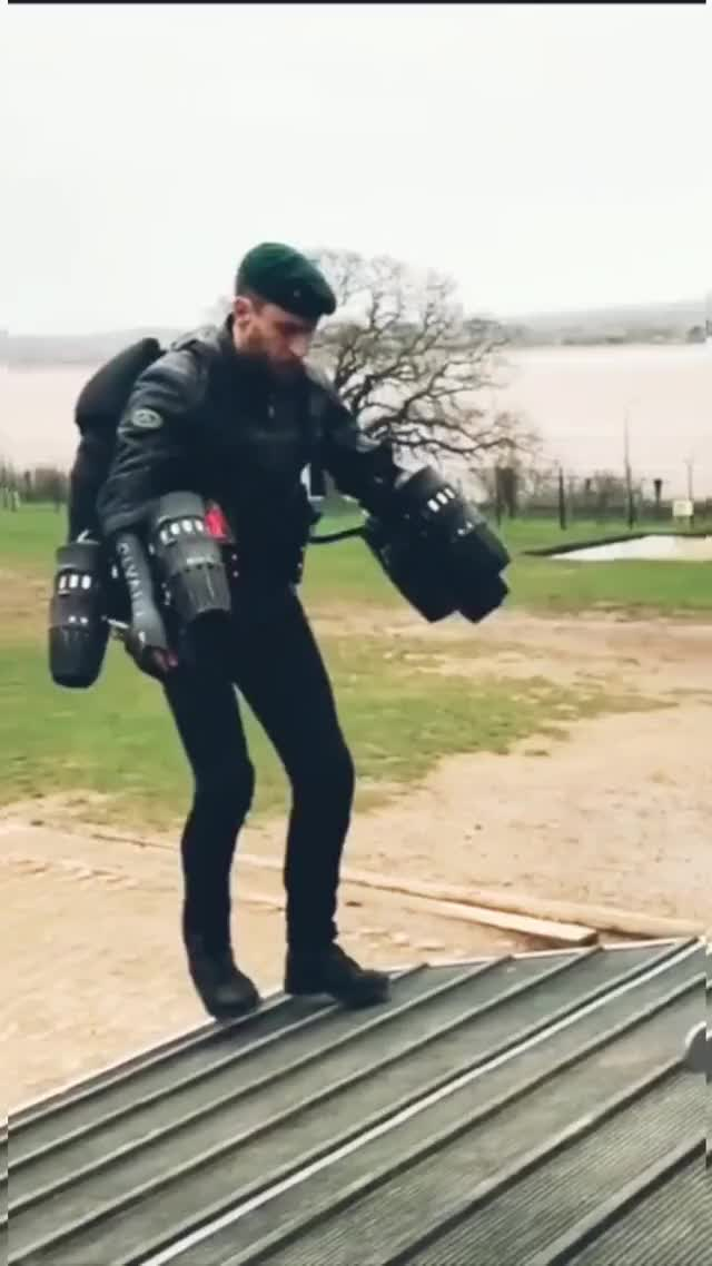 Watch and share Iron Man In Real Life GIFs by bravebroccoli on Gfycat