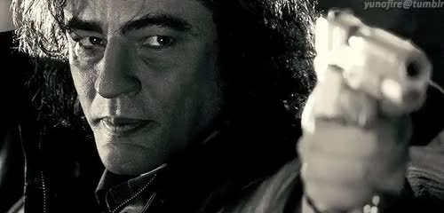 Watch and share Benicio Del Toro GIFs and Sin City GIFs on Gfycat