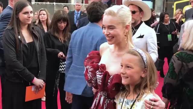 Watch and share Emilia Clarke GIFs and Celebs GIFs on Gfycat