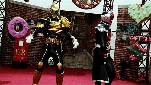 Watch Kamen Rider Beast GIF on Gfycat. Discover more related GIFs on Gfycat