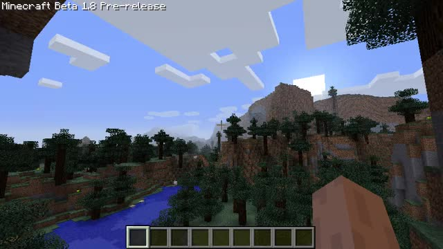 minecraft beta 1.8