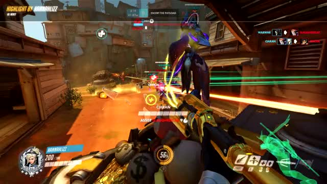 Watch and share MERCY GIFs by hannahlizz on Gfycat