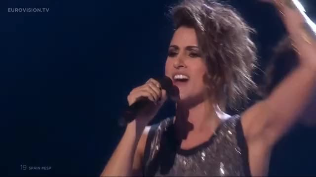 Watch LIVE Barei - Say Yay! (Spain) at the Grand Final of the 2016 Eurovision Song Contest GIF by Karan (@karanmelo) on Gfycat. Discover more Barei, Dance, Eurovision, Final, Say, Spain GIFs on Gfycat