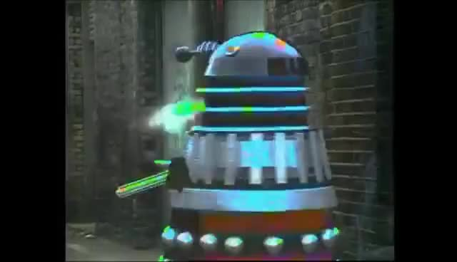 Watch and share Dalek GIFs on Gfycat