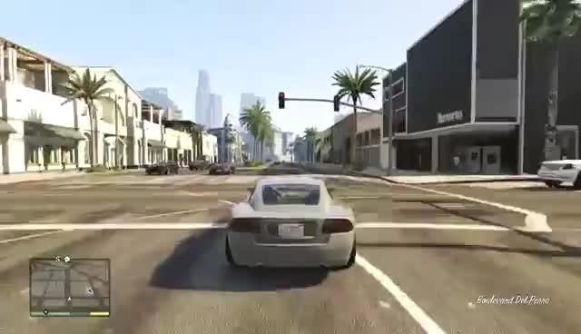 GTA5 GIFs