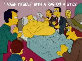 Watch and share Simpsons Bart GIFs on Gfycat