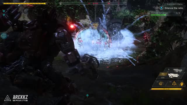 Watch ANTHEM | Colossus Javelin Class - All Abilities & Ultimate Gameplay Guide GIF on Gfycat. Discover more anthem, anthem colossus abilities, anthem colossus class, anthem colossus details, anthem colossus gameplay, anthem colossus gameplay 4k, anthem colossus javelin, anthem colossus ultimate, anthem gameplay, anthem storm GIFs on Gfycat