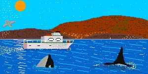 """Watch and share """"animated-whale-image-0034"""" GIFs on Gfycat"""