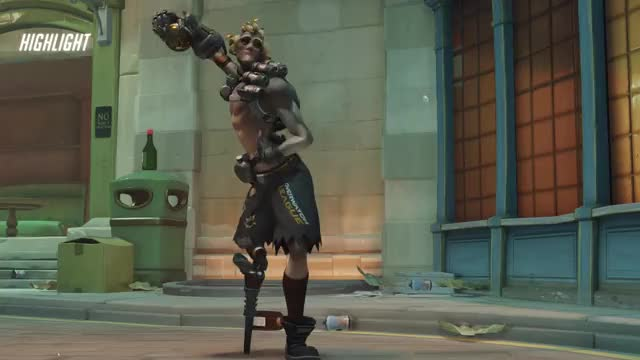 Watch Tire GIF on Gfycat. Discover more highlight, overwatch GIFs on Gfycat