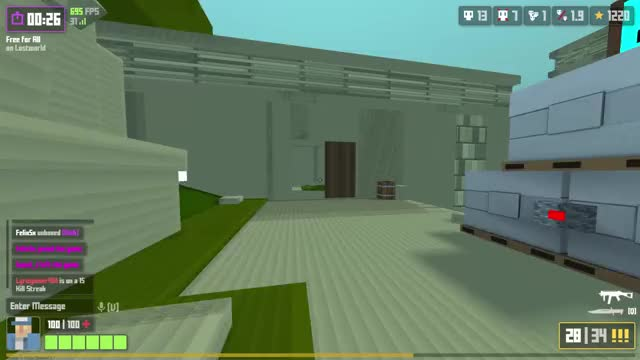 Watch and share Krunker 2021-03-27 11-53-11 GIFs by gournor on Gfycat