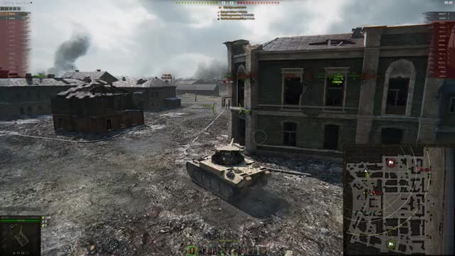 Watch and share World Of Tanks GIFs and Skorpion G GIFs by bulletti on Gfycat