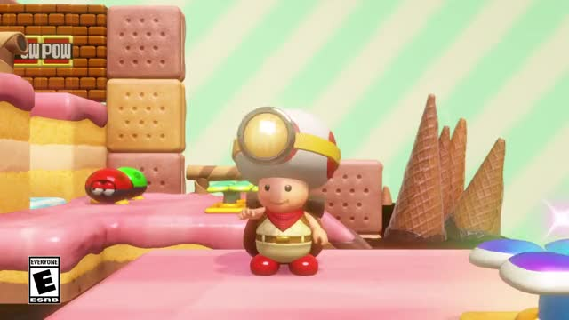 Watch Captain Toad: Treasure Tracker - Special Episode DLC Launch Trailer - Nintendo Switch GIF by Rocco Supreme (@roccosupreme) on Gfycat. Discover more action, adventure, fun, game, gameplay, kids, nintendo, play, play nintendo, video game GIFs on Gfycat