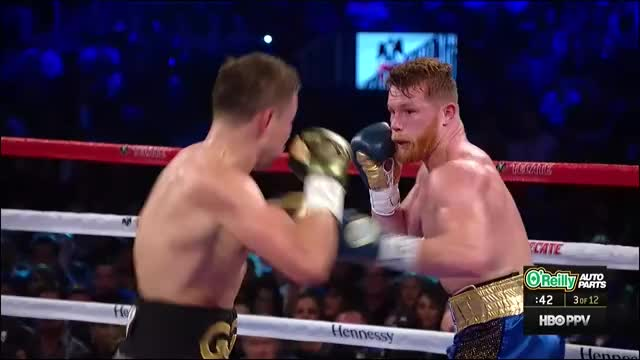 Watch Canelo misses with the uppercut, Golovkin misses with the left hook GIF by @stnstn on Gfycat. Discover more alvarez, boxing, canelo, foty, ggg, golovkin, hbo GIFs on Gfycat