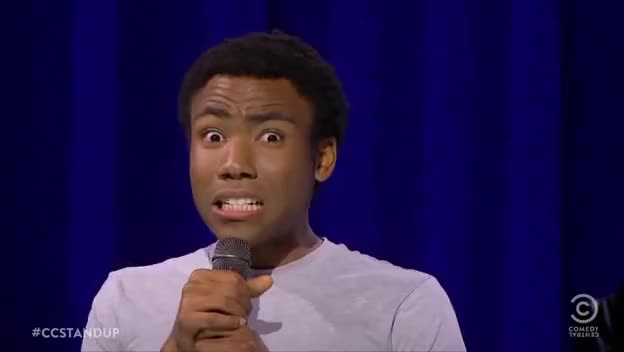 Watch Donald Glover Niggardly GIF on Gfycat. Discover more Childish Gambino, Comedy central, Donald Glover, Standup, weirdo GIFs on Gfycat
