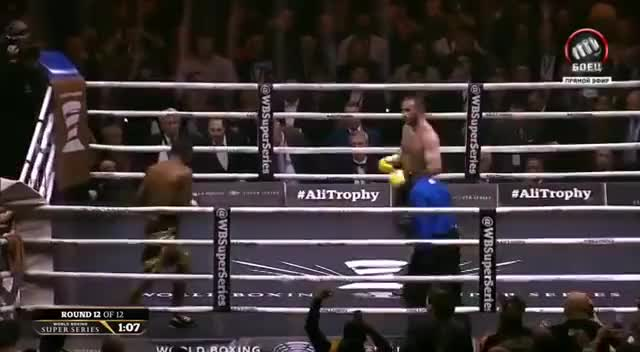 Watch gassiev-dorticos RD12b GIF by @aaeohl on Gfycat. Discover more boxeo, boxing, murat gassiev, sports, super series, yunier dorticos GIFs on Gfycat