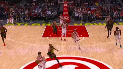 Watch DeAndre' Bembry — Atlanta Hawks GIF by Off-Hand (@off-hand) on Gfycat. Discover more 102718 GIFs on Gfycat
