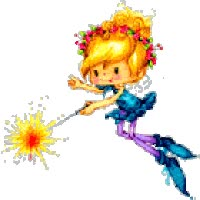 Watch and share Fairy animated stickers on Gfycat