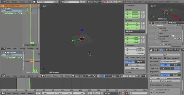 Watch and share Blender [D  Blender Models Hex Particle Modelc.blend] 6 10 2019 11 50 24 AM GIFs on Gfycat
