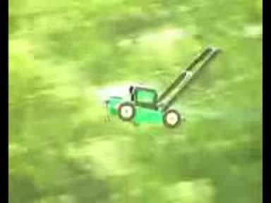 Flight, Flying, Lawnmower, Model, Modified, Music, Nightwish, Opera, WTF, b3ta, lawn mower GIFs