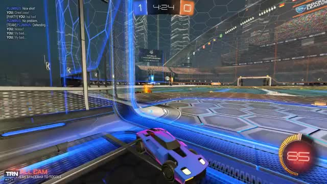 Watch and share Rocket League GIFs and Gaming GIFs by Overwolf on Gfycat