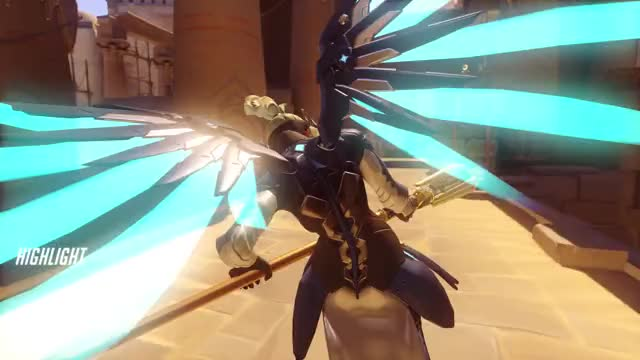 Watch mercy GIF by antisocial on Gfycat. Discover more mercy, overwatch GIFs on Gfycat